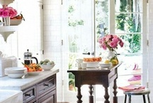 Lovely Kitchens / The kitchen: my favorite room of the house / by Ashley Lauren