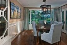 Dining Rooms & Dining Room Decor / My section on dining rooms, featuring dining room design and dining room decor.