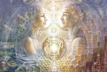 Visionary Art / I'm starting to collect potential art and artists for Akasha.  :) / by Kristy Marie Thomas