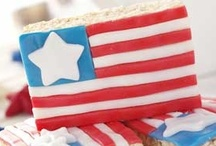 4th of July> Patriotic Food & Fun~ Please Support our Troops!! / by Jeana715