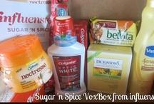 Influenster Sugar 'n Spice VoxBox / Sugarless Baking, #Nectresse