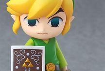 Zelda / The Legend of Zelda (ゼルダの伝説, Zeruda no densetsu, litt. La Légende de Zelda), ou simplement Zelda, est une série de jeux vidéo d'action-aventure produite par Nintendo et créée par les concepteurs japonais Shigeru Miyamoto et Takashi Tezuka. De 1986, avec le jeu The Legend of Zelda paru sur NES, à 2013 avec The Legend of Zelda: A Link Between Worlds sorti sur Nintendo 3DS, seize jeux font officiellement partie de la saga. / by Monsieur Pop