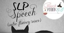 SLP: Speech {Articulation, Voice, Fluency}
