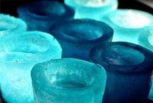 Drink & eat Blue