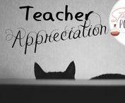 Teacher Gifts/Appreciation