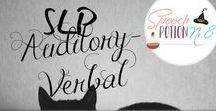 SLP: Auditory Verbal