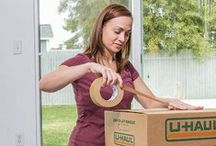 Moving Tips / Easy moving tips to help organize and simplify the moving process.