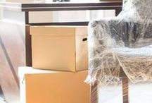 Packing Tips / Packing tips that will make moving easier.