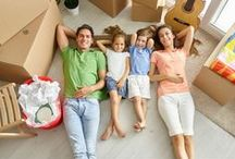 Organizing Tips for Moving / Organizing tips to help you make moving and packing more efficient.