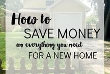New Home Tips / Tips for homeowners and renters to help you settle into your new home.