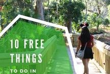 Things to Do in Central Florida / Moving to the Central Florida area? Here are some fun things to try!