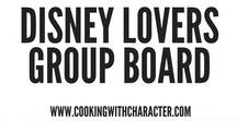 Disney Lovers Group Board / Pin anything releated to Disney and Walt Disney World to this board and share the magic. Pin one for each pin you contribute. Share the love! If you want to be added, follow and send a message to the group leader (cookingwith7153) or email at cookingwithcharacter1@gmail.com. :)