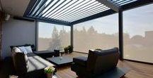 OUTDOOR LIVING / Realizace produktů v sekci outdoor living.