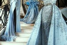 trend board / This is a trend board for  2016  there are some spring and autumn dreses most of them in flowers and chiffon dreses long party dreses most of dresses designed by Zuhair Murad.