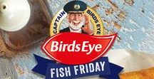 #FishFriday / Aah, the seaside. Fish & chips. One of the greatest British traditions there is. It really doesn't get any better than that. So when you want to re-live those happy memories, reach for delicious for battered and breaded fish. Tasty on a Friday, served with chips and your favourite sauce!