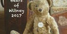 Catalogue Covers / Teddy Bears of Witney Catalogues
