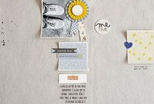 modern memorykeeping / combining scrapbooking with  current designs, colors and trends