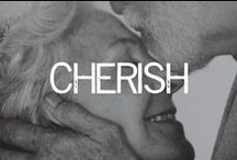 CHERISH / moments that make me smile and gag at the same time  / by Linsey Gray