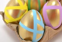 Holidays: Easter Recipes and Crafts / Celebrate Easter with these great recipe and craft ideas!