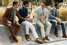 Men of Style / by Tori Pinkney