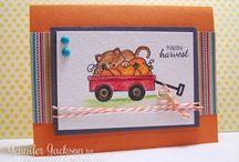 Cards & Crafts I made