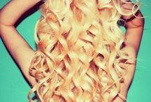 Hair  / by Katrina Elisabeth Valentine