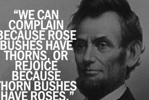 Abe and More