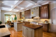 Kitchen, Dining Room & Living Room Designs / Ideas for the main living spaces