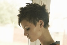 Pixie Dreams / Short haired girls have the most fun! / by Heather Carte