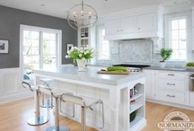 Kitchen Trends / Kitchen remodeling design trends and ideas that are popular and gaining strength.