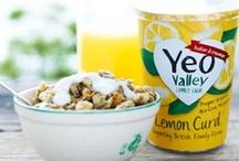 Yeo Valley healthy breakfast