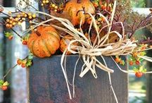 Fall Holidays / by Kristin Arnold
