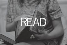 READ / by Linsey Gray