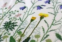 Embroidery / Embroidery, crewel, and needlework