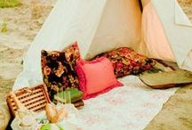 Outdoor Living / by Lucinda Barton