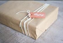 Pretty Packaging / by Kendra Pringle