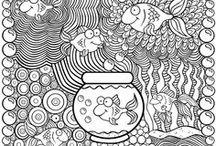 knutsels tekenen  / by Cindy De Wolf