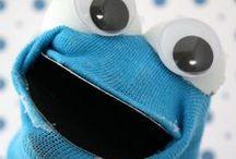 knutsels sokken / by Cindy De Wolf