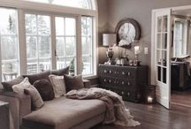 For The Home - Living Room / by Emi Smith