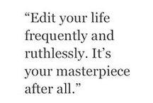 Words of wisdom / by Kendra Pringle