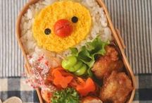 Bento / Adorable ideas, tips, and inspiration for bento snacks & lunches.