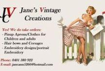Janes Vintage Creations