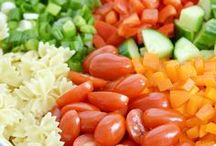 Food: Sensational Salad Recipes / This collection of salad recipes are quite sensational!
