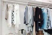 Closet Ideas / by Kendra Pringle