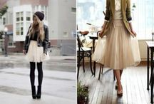 Clothes I'd like to wear