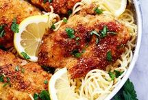 Food: Chicken for Dinner / Lots of chicken recipes for dinner!