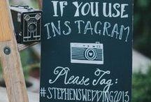 Remek ötletek esküvőre │ Cool Wedding Ideas