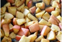 Food: Apple Recipes / Apple recipes to make you drool!
