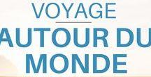 Voyage autour du monde / Ce tableau est dédié à tous les voyages et vacances autour du monde, des conseils de voyages, aux guides et récits de voyage, photos paradisiaques !  Voyage   Vacances   Voyage autour du monde   Tour du monde