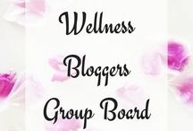 Wellness Bloggers Group Board / All self care, wellness, personal development and mental health bloggers welcome. To join please follow me and send me a message. For every pin please pin one from the board.  **currently closed to contributors**